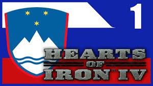Flag Of Slovenia Hearts Of Iron Iv Modern Day Slovenia 1 Youtube