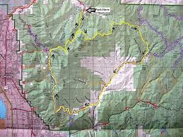Map Of Provo Utah by Provo Canyon Single Track Trail Information Download A Map And