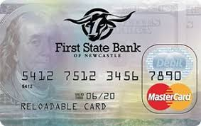 reloadable card reloadable mastercard prepaid card state bank of newcastle