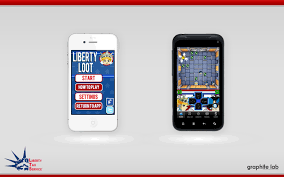 liberty loot graphite lab video game developer web design and