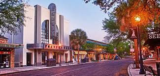 park avenue winter park historic shopping districts in central florida on vacation guide