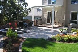 backyard patio pictures simple patio pictures gallery landscaping