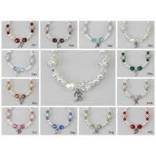 customized baby jewelry 77 best swarovski baby jewelry images on baby jewelry