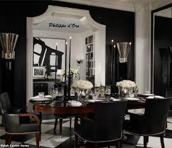 Ralph Lauren Dining Room Table Philippe D U0027oro U0026 Ralph Lauren Home