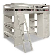 Canwood Bunk Bed Canwood Skyway Loft Bed With Desk And Storage Tower