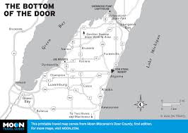 Monroe Michigan Map by Printable Travel Maps Of Wisconsin Moon Travel Guides