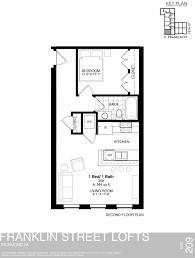 Buffalo Wild Wings Floor Plan Larson Development The Lofts At Franklin