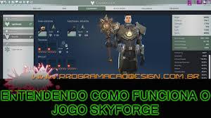 aprenda a jogar skyforge youtube