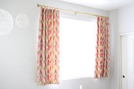 Short Window Curtains by The Short Window Curtains Cabinet Hardware Room Long Sheers