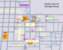 Chicago Parking Zone Map by Glasgow Car Parks Map Glasgow Parking Zones Map Scotland Uk
