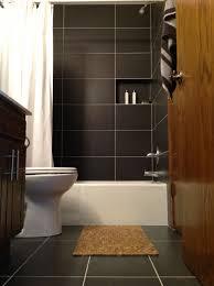 bathroom tile installation touchdown tile
