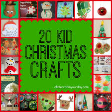 free crafts to make easy christmas for kids loversiq