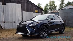 lexus nx f sport kit 2016 lexus rx first drive u2013 best seller goes bold slashgear