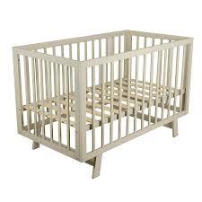 Davinci Jamie 4 In 1 Convertible Crib by Bebecare Urban Cot Grey Toys