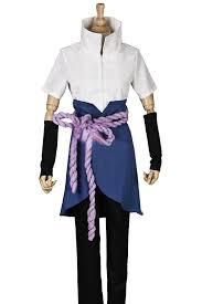amazon com naruto uchiha sasuke cosplay costume toys u0026 games