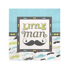 little man mustache baby shower amazon com dashing little man mustache baby shower or birthday