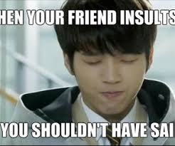 Funny Korean Memes - 70 images about funny korean drama on we heart it see more about