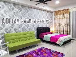 b2 modern studio apartment i soho i city shah alam malaysia