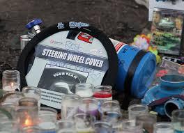 paul walker u0027s crash site has turned into a beautiful memorial