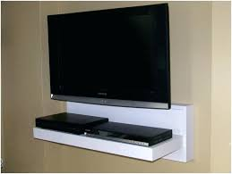 creative tv mounts tv mounts with shelves double shelf for mount flat screen tv wall