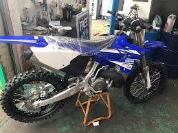 brand new may take px 2017 yamaha yz 250 yz250 never started not