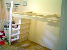 Building A Loft Bed Frame Build A Loft Bed Before I Show You The After Pictures I Want To