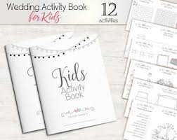 wedding coloring book etsy