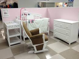 White Nursery Furniture Sets For Sale by Bedroom Cozy Brown Wood Sears Baby Cribs With White Mattress And