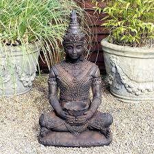 buddha garden ornaments statues for sale uk free delivery