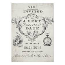 Camo Wedding Invitations Alice In Wonderland Wedding Invitations Wedding Ideas