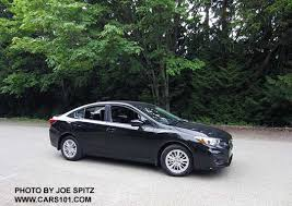 sedan 4 door 2017 subaru impreza 4 door sedan exterior photos page