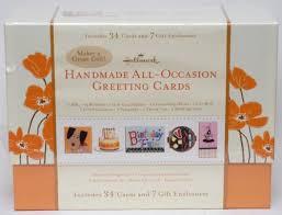 41 hallmark handmade all occasion greeting cards bonus