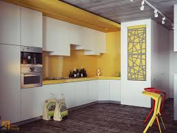 Backsplash For Yellow Kitchen Yellow Kitchens Free Home Decor Techhungry Us