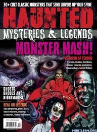 haunted mysteries u0026 legends fall 2017 pdf