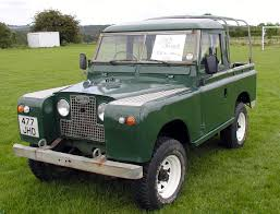 vintage land rover interior 1961 land rover series ii information and photos momentcar