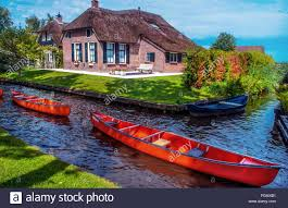 Giethoorn Homes For Sale by Giethoorn Holland Netherlands Stock Photos U0026 Giethoorn Holland