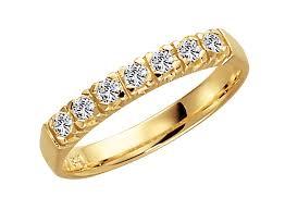 shalins ringar vigselringar i guld med diamanter guld sverige bröllopsringar