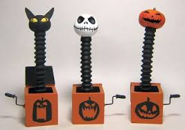 set of 3 in the box nightmare before figures from