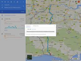 Google Map Route by Import Google Maps Into Strava U2013 Strava Support