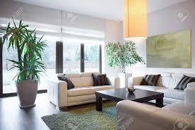 house inside horizontal view of living space inside house stock photo picture