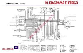 titan motorcycle wiring diagram 28 images pin honda cg 125