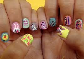 spotlight on spring nail art and looks