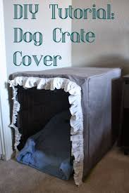 Dog Crate Covers 21 Best Dog Crate Covers Images On Pinterest Dog Crate Cover