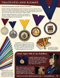 alumni ribbons medallic company for academia 2016