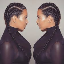hair braiding got hispanucs this hairstyle is not called boxer braids and kim kardashian