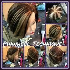 the latest hair colour techniques bold pinwheel hair colors pinterest bald hairstyles hair