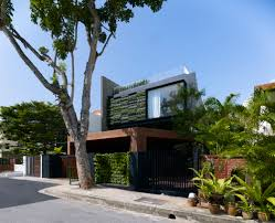 Garden House Plans Maximum Garden House By Formwerkz Architects Karmatrendz