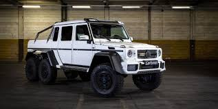mercedes g class 6x6 2014 mercedes g63 amg 6x6 by carlsson review gallery top speed