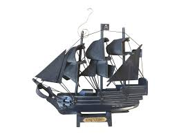 wholesale wooden flying dutchman of the carribbean model