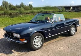 peugeot pininfarina peugeot 504 2 7 v6 cabriolet pininfarina 1977 benzine occasion